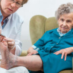 4 Foot Problems That Could Be Affecting Your Parent