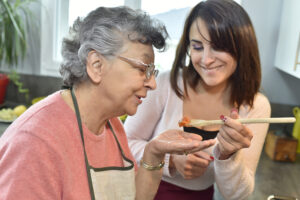 In-home care services in Broward County