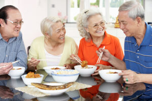Elderly Care Doral, FL: Making Meals a Positive Experience